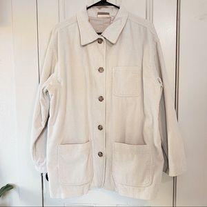 Vintage Corduroy Chore Coat